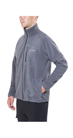 Columbia Fast Trek II Full Zip Fleece Men Grill